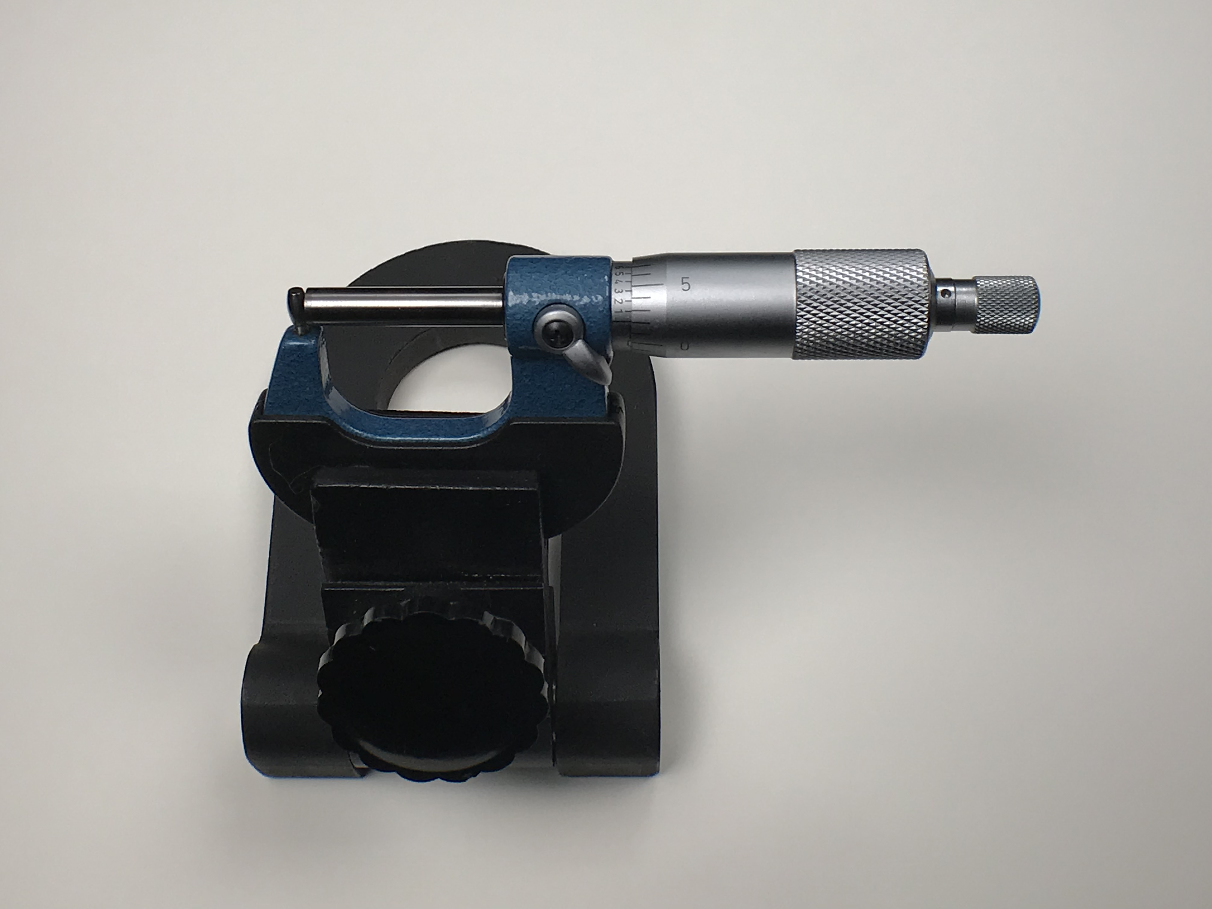 Mic S 3hr Micrometer Stand 3rd Hand Reloader